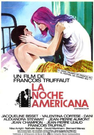 noche americana portada