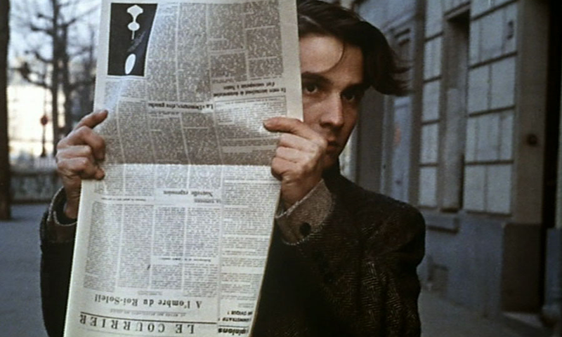 Besos robados François Truffaut 1