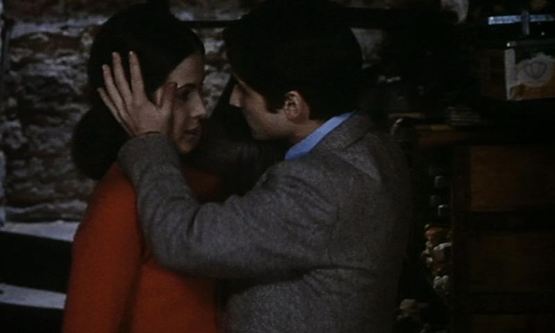 Besos robados François Truffaut 2
