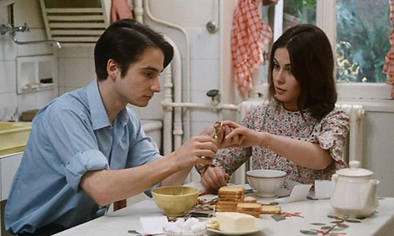 Besos robados François Truffaut 4
