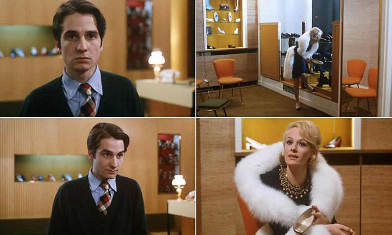 Besos robados François Truffaut 5