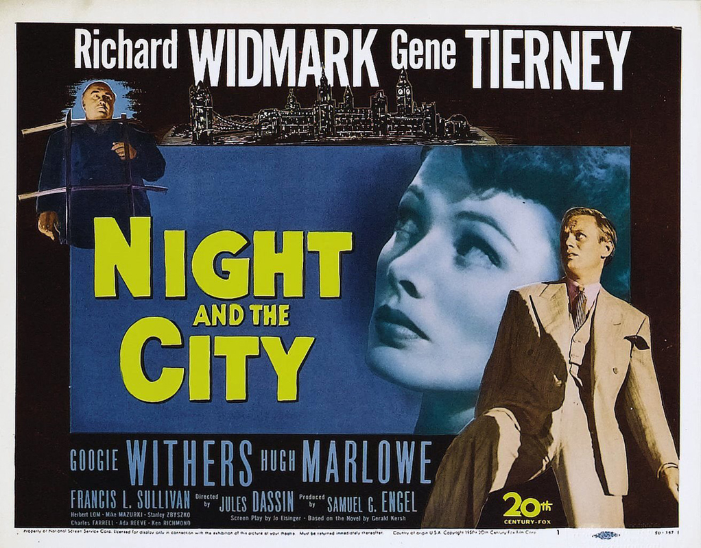 Night and the city  cartel