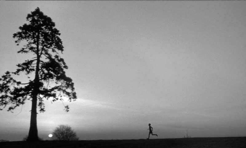 La soledad del corredor Tony Richardson